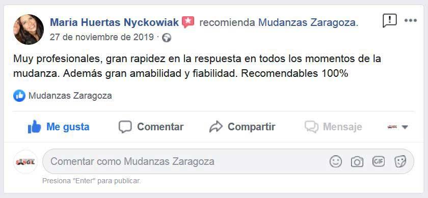 mudanzas-zaragoza-opiniones-facebook
