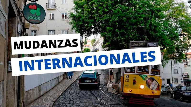 Mudanzas internacionales en Zaragoza