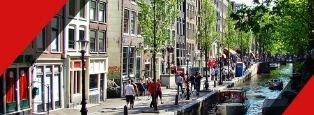 Mudanzas internacionales a Holanda
